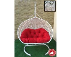 Подвесное кресло двухместное Jungle cross