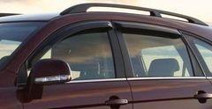 Дефлекторы боковых окон EGR для Chevrolet Captiva (2006-2012) № 92465020B