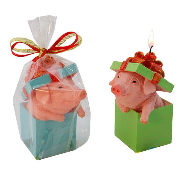 Символ 2019 года Свеча Свинка в подарке свинка_в_подарке.jpg