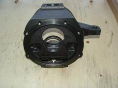 Корпус поворотного кулака правый (редукторный мост)