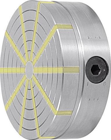 Патрон с постоянным магнитом, с радиальным расположением ламелей