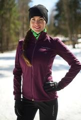 Детская тёплая лыжная куртка Nordski Motion Purple
