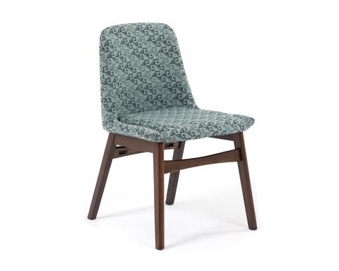 Обеденное кресло Tioman из массива гевеи