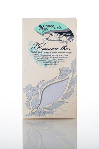 "Маска для лица альгинатная ""Коллагеновая"" 