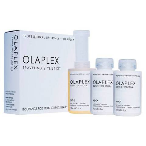 OLAPLEX TRAVELING STYLIST KIT НАБОР СТИЛИСТА