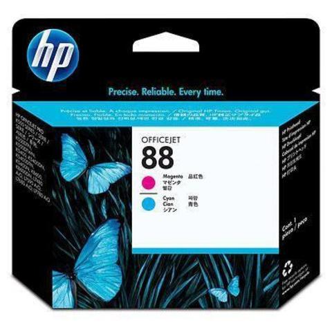 Печатающая головка HP С9382A (№88), пурпурная и голубая