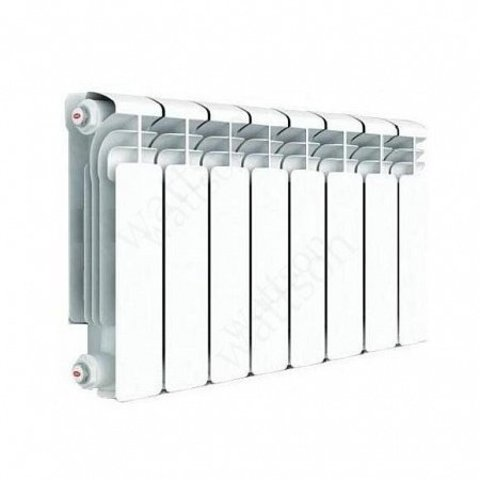 Радиатор алюминиевый Alum 350 14 секций