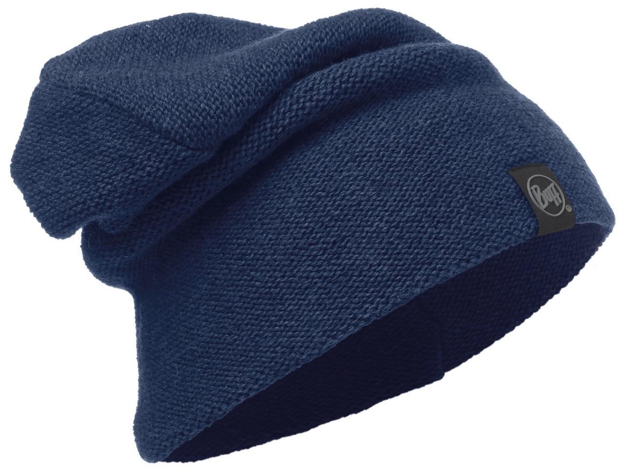 Длинные шапки Вязаная шапка-бини Buff Colt Dark Denim 116028.766.10.00.jpg