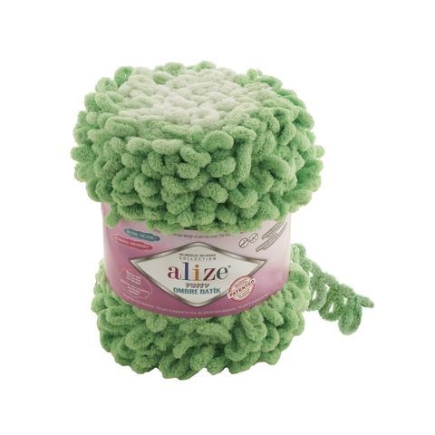 Купить Пряжа Alize Puffy Ombre Batik   Интернет-магазин пряжи «Пряха»