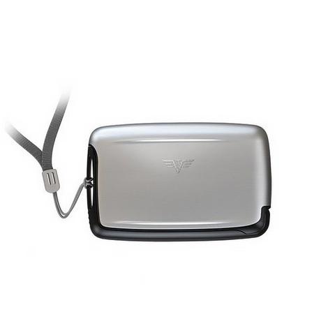 Шнурок на шею для визитницы Tru Virtu Pearl, черный, 89x1,5 см