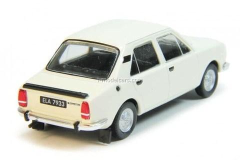 Skoda 105 white 1:43 DeAgostini Auto Legends USSR #195