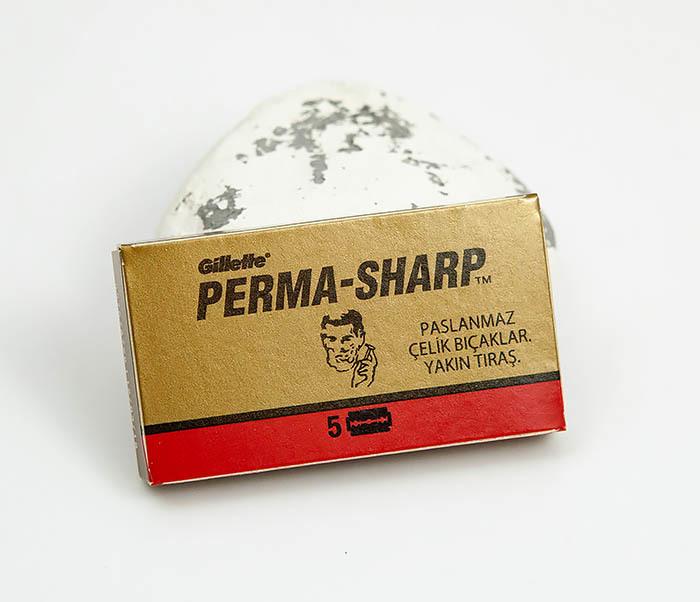 Perma Sharp, Упаковка из 5 лезвий для станка PERMA SHARP