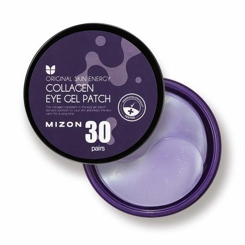 collagen eye gel patch mizon