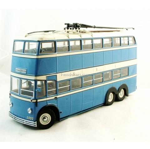 YaTB-3 Urban trolleybus 1938-1939 Ultra Models 1:43