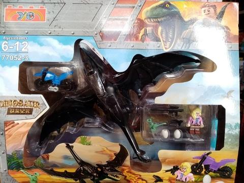 Птеродактиль Конструктор динозавр 77052-3