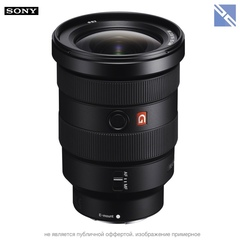 Объектив Sony FE 16-35mm f/2.8 GM Lens