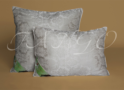 Подушка Танго шелковая.