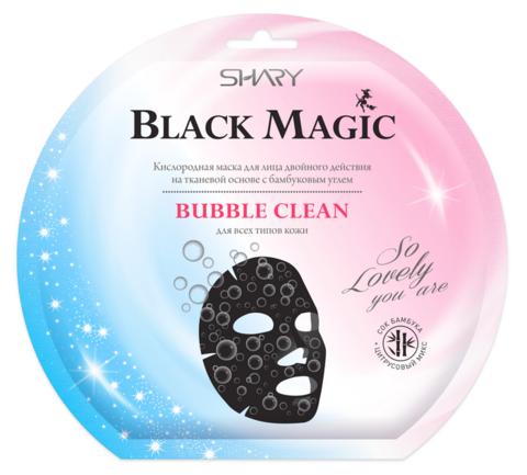 Shary Black magiс Кислородная маска для лица