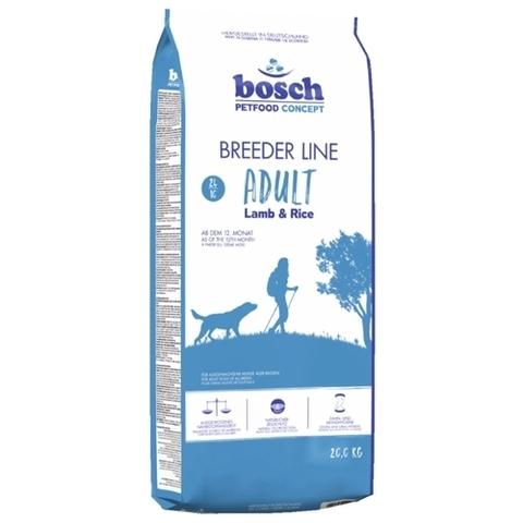 Bosch Breeder Lamb & Rice 20 кг