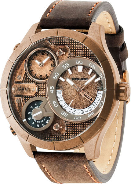 Часы мужские Police PL.14638XSQR/32 Bushmaster