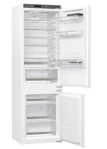 Встраиваемый двухкамерный холодильник Korting KSI 17877 CFLZ