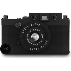 Чехол Gizmon iCA5 BL/Military для iPhone5/5S