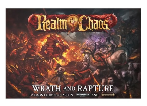 REALM OF CHAOS: WRATH & RAPTURE (ENG)