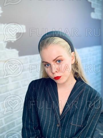 Широкий ободок для волос модный 2019 Серый