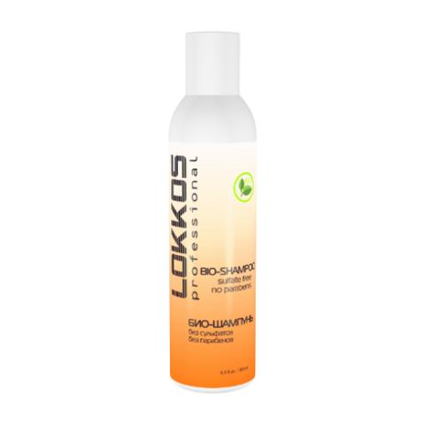 Шампунь для интенсивного восстановления пористых и  повреждённых волос без сульфатов и парабенов 250 мл