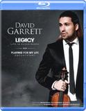 David Garrett / Legacy - Live In Baden Baden (Blu-ray)