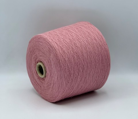 Бобинная пряжа G&G Filati (пр.Италия), art-Arena 600м/100гр.50%меринос 20%ангора 20%шелк 10%кашемир , цвет- Розовый, арт.5850
