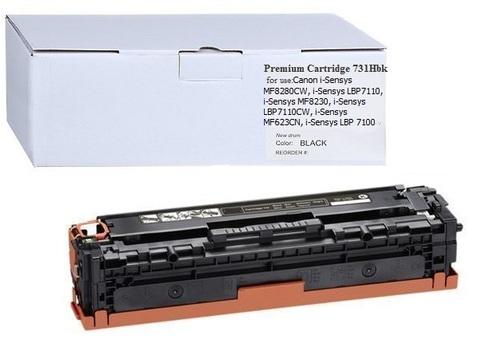 Картридж Premium Cartridge 731HBK