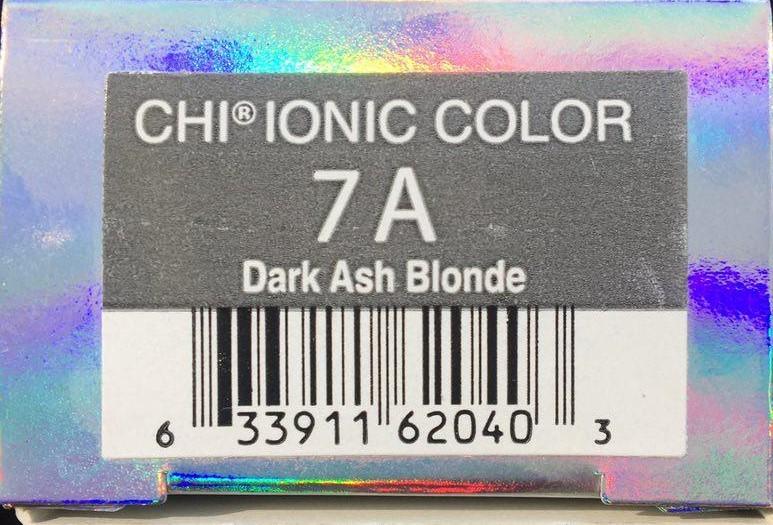 Крем-краска CHI Ионик 7 A 85 гр
