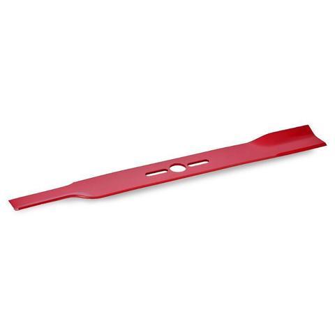 Нож универсальный для электро и бензо косилок (381 мм, толщина 4 мм), Посадочное 25,4 мм