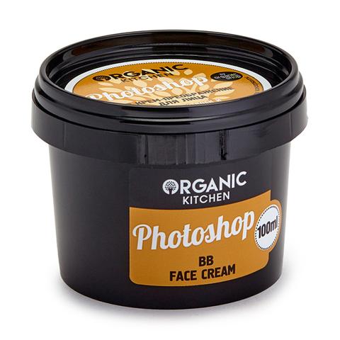 "Крем для лица ""Photoshop""   100 мл   Organic Kitchen"