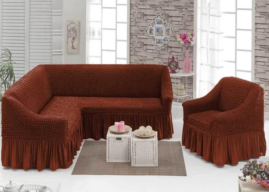 Чехлы на диваны и кресла фото