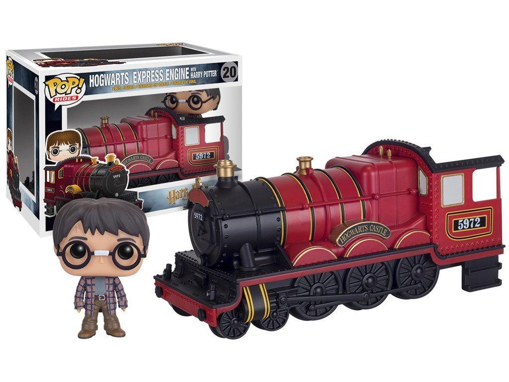 Фигурка Funko POP! Rides: Harry Hogwarts Express Engine 5972