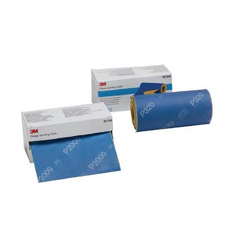 3M™ Гибкие Абразивные Листы в рулонах, 35111, 137,5 мм х 112,5 мм,Р600