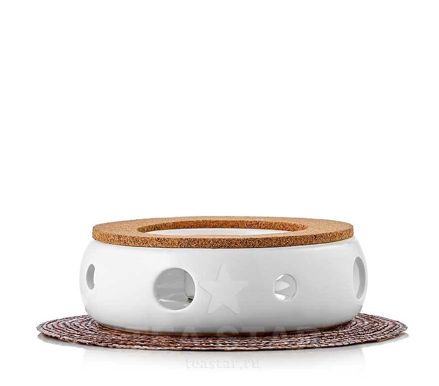 Керамические подставки Подставка для подогрева чайника свечей, керамическая podstavka_dlia_podogreva_chaynika_GC07-teastar.jpg