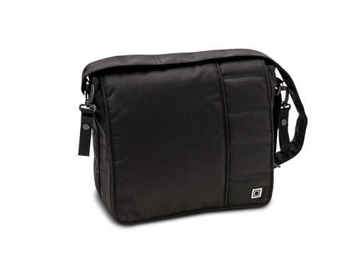 Сумка для коляски Messenger Bag Black Fishbone (895) 2018