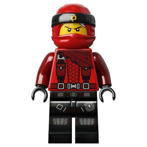 LEGO Ninjago: Кай - Мастер дракона 70647 — Kai - Dragon Master — Лего Ниндзяго