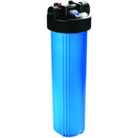Комплект PS 898 BK1-PR (синий ВВ20,сбр.давл. картридж, ключ, кронштейн) Райфил