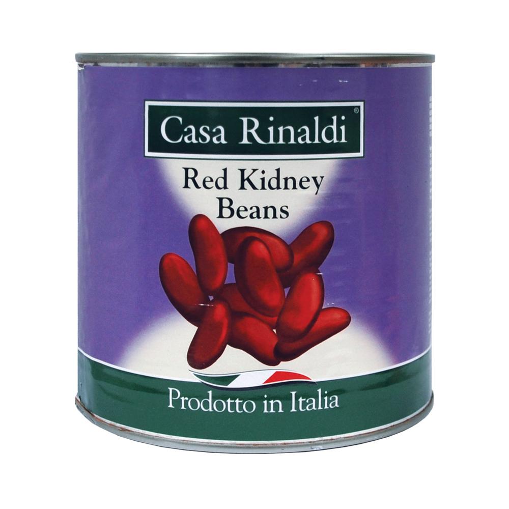 Фасоль Casa Rinaldi красная Ред Кидни 2,6 кг