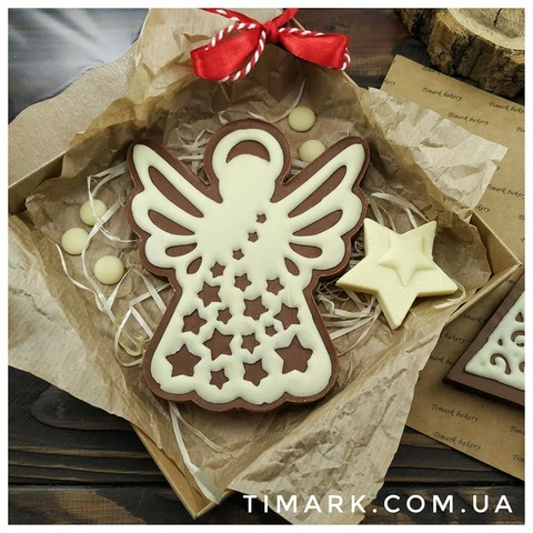 Трафарет для шоколада №1713 - Ангелочек