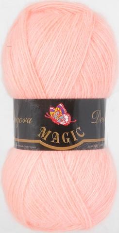 Пряжа Angora Delicate Magic 1126 Персиковый - купить в интернет-магазине недорого klubokshop.ru