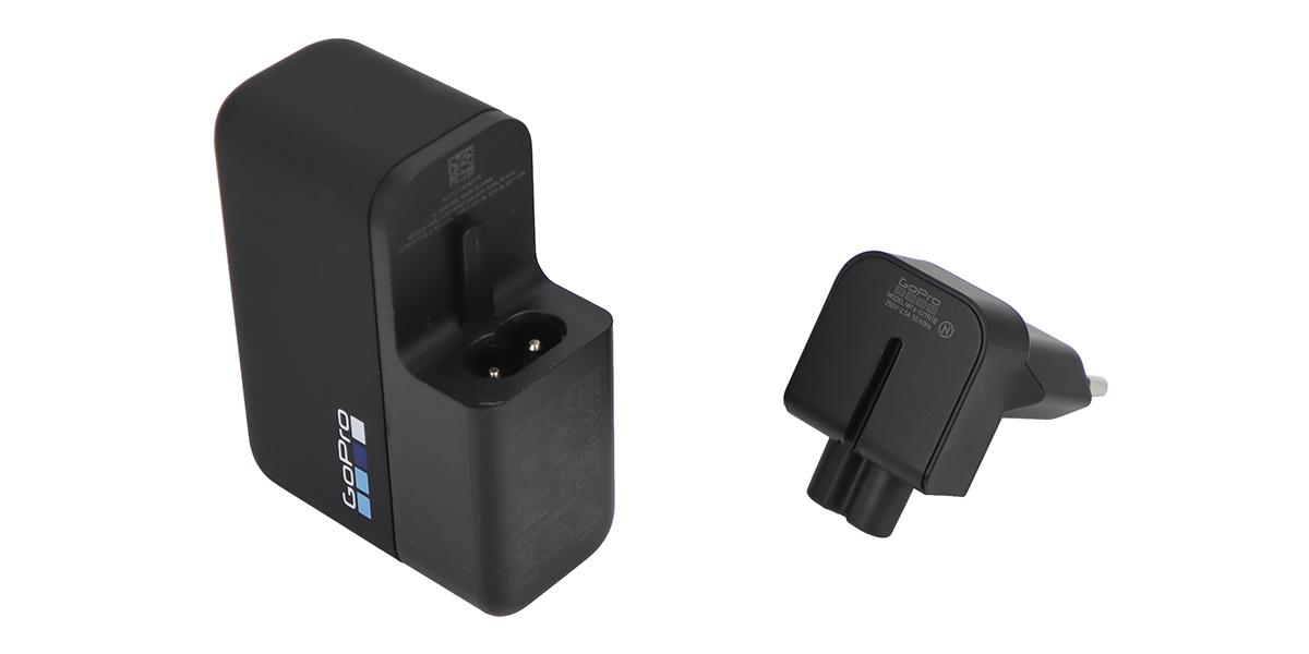 Сетевое зарядное устройство GoPro Supercharger (AWALC-002-RU) съемная часть