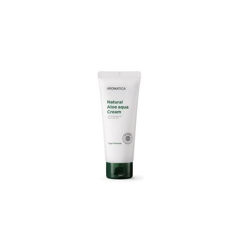 AROMATICA Крем с алоэ вера 95% Natural Aloe Aqua Cream 150G