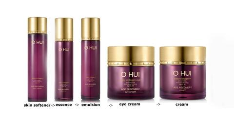 O Hui Age Recovery Miniature Kit