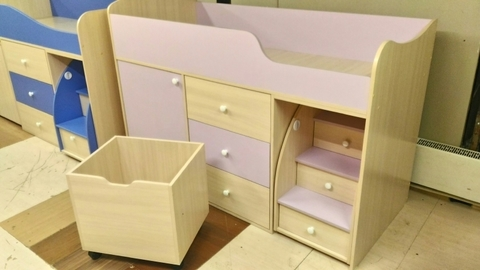 Кровать Малыш без стола