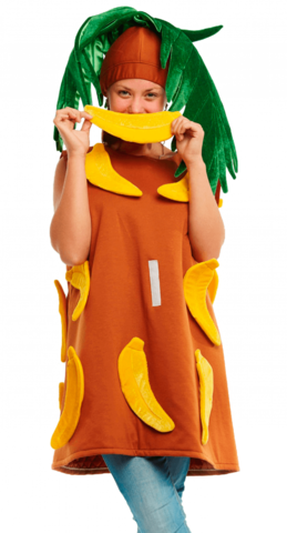 Костюм Банановая пальма 1